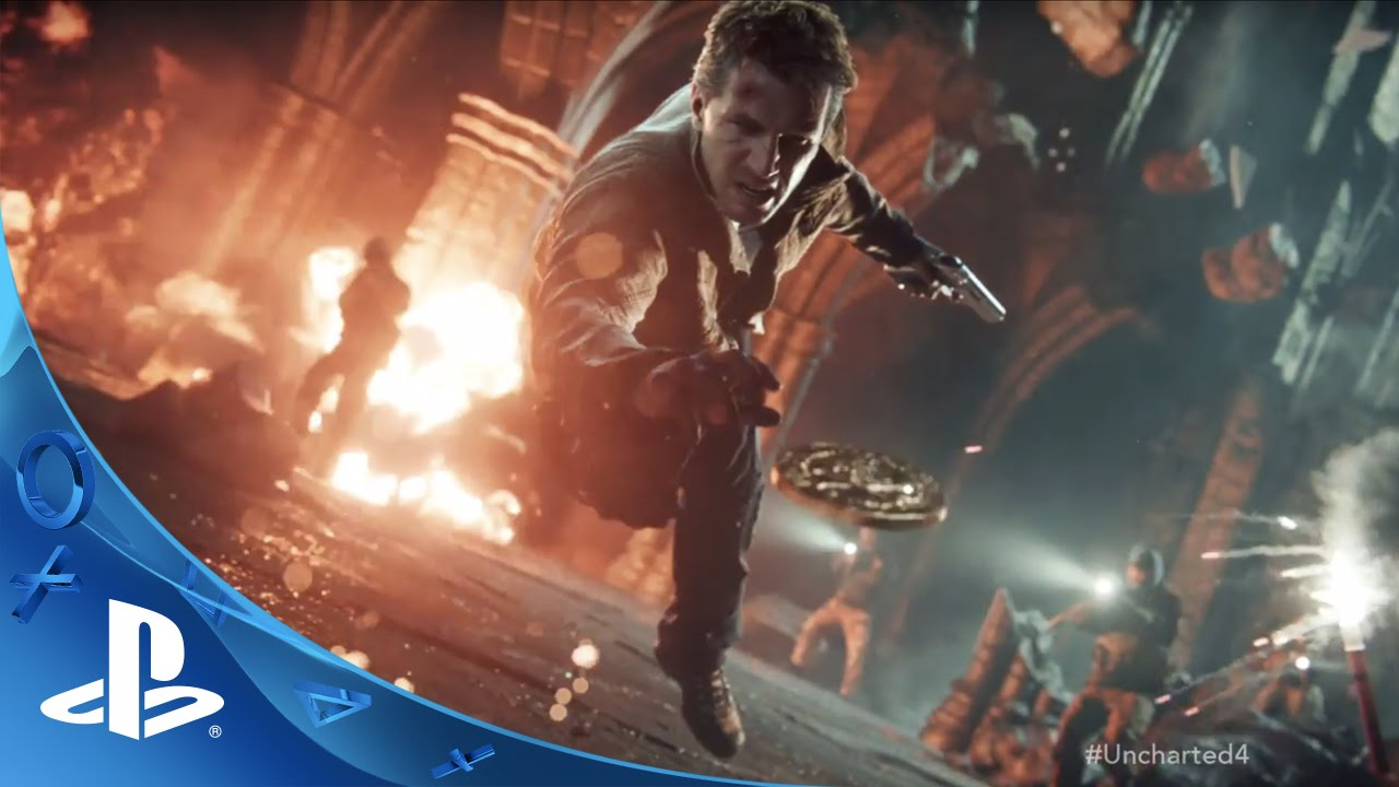 UNCHARTED 4: A Thiefs End - Man Behind the Treasure | PS4