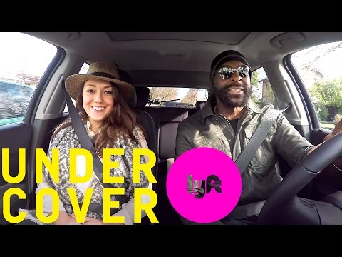 Undercover Lyft with Jerry Rice
