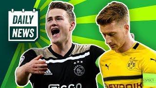 Champions League: Real Madrid und BVB raus! Ajax und Spurs weiter! Schalke streicht 11 Spieler!