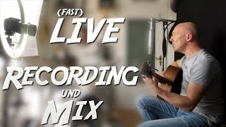 Baixar Live-Recording & Mix: Singer Songwriter-Session | Mix Tutorial Deutsch | Recording-Blog