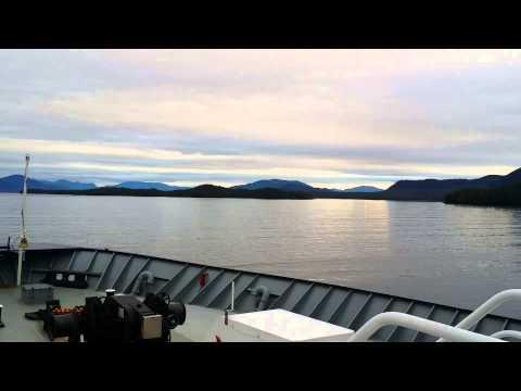 Ketchikan to Bellingham ferry