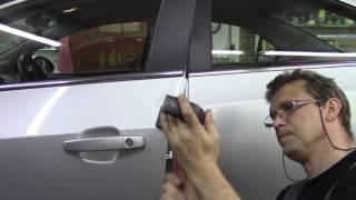 Кузовной ремонт. Шевроле Авео, паяем подробно. Body repair.(Body repair. Кузовной ремонт автомобилей в гараже. Подробности на моем сайте. http://remontkuzova.blogspot.ru/ Комментарии..., 2016-06-21T18:44:27.000Z)