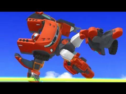 видео: Тоботы новые серии - 2 Серия 3 Сезон - мультики про роботов трансформеров [HD]