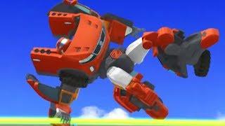 Тоботы новые серии - 2 Серия 3 Сезон - мультики про роботов трансформеров [HD]