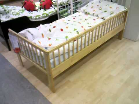 Incroyable IKEA Toddleru0027s Bed