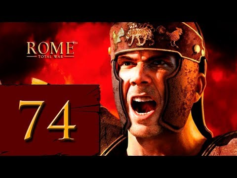 Rome Total War - Campaña Julios - Episodio 74 - Como En Un Juego De Ajedrez