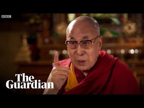 Dalai Lama says Donald Trump has a 'lack of moral principle'