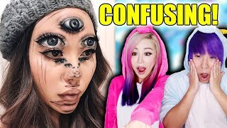 Craziest Halloween Makeup!