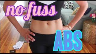 No Fuss Abs