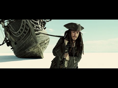 Captain Jack Sparrow in Davy Jone's locker: Multiple Jack 1080HD Part 2