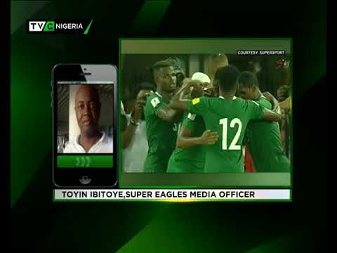 TVC Breakfast 9th October 2017 | Sport Talk with Toyin Ibitoye and Sayo Owolabi