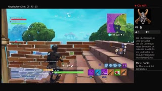 Fortnite Duo With John Wick Skin and BVB-Monster-Dirk