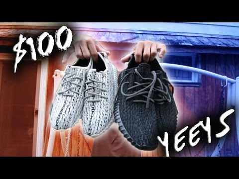 How I Got REAL Yeezys for $100 (Stadium Goods)