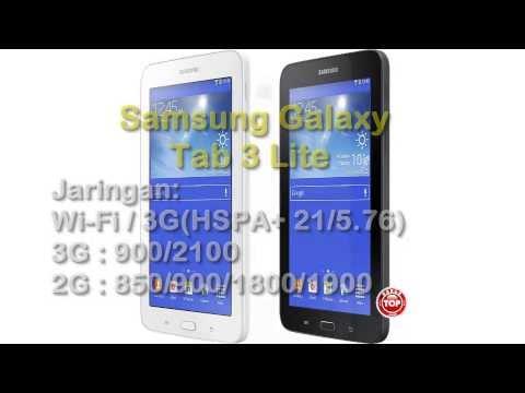 Samsung Galaxy Tab 3 Lite, Tablet Android Harga Murah 7 Inci