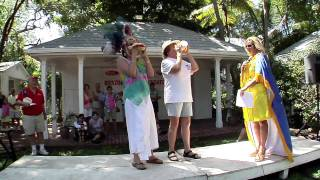 Conch Shell 'musicians' Compete In Quirky Key West Conch Honk