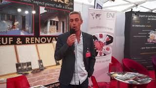 Salon Habitat du Jura 2017 : Interview   Interview BNI