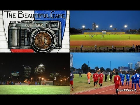 Two Men In Search Of The Beautiful Game - Sporting Bengal United FC Vs London Bari FC