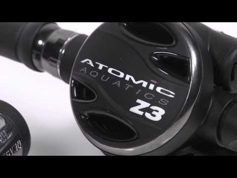 Atomic Aquatics Z3 Regulator