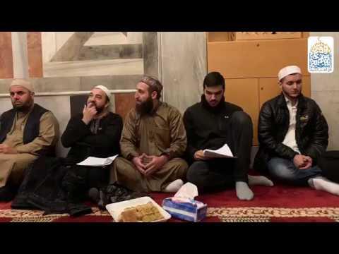 المولد النبوي الشريف 1441هـ في المسجد الأقصى المبارك