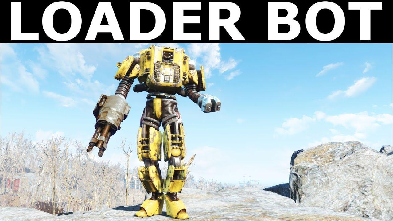Fallout  Build Custom Robots