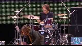 Lukas Nelson & Promise of the Real Live at Farm Aid 2013