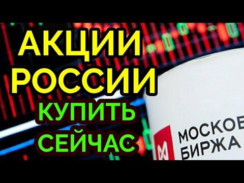 Какие акции России купить прямо сейчас? 3 российские акции для покупки.
