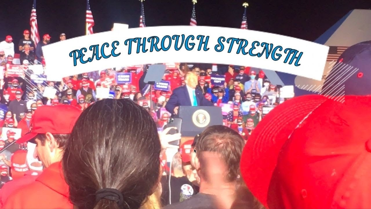 "⚡ Trump rally Middletown, PA: ""And I love you, too!"" ❤️ 