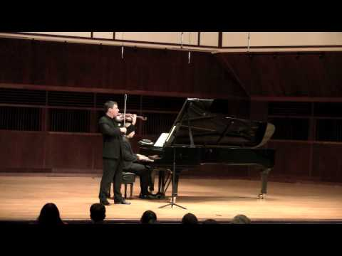 Bruce Adolphe - And All is Always Now (Wolfgang David, violin)