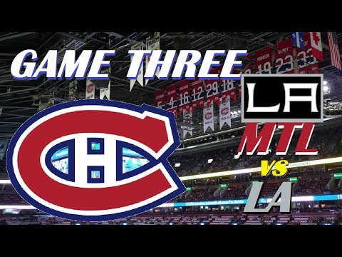 NHL - Montreal Canadiens vs Los Angeles Kings - Welcome Home? - October 11, 2018