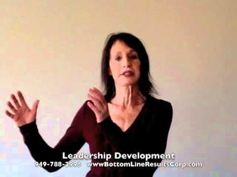 Leadership Development Training Programs Bottom Line Results Irvine Los Angeles Long Beach San Diego