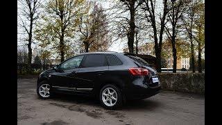 Вибір Авто #45.  Тест-драйв SEAT Ibiza ST (1.2 TDi / 0-100)