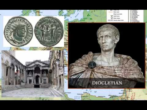 Roman History 25 - Carus To Diocletian 282-292 AD