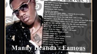 BBGossipTv: Emanuel aka Manny DeAnda - Famous (Former Lead of Pretty Ricky)