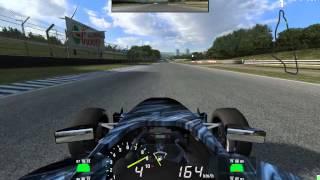 LFS - Blackwood MOUSE World record FBM at Blackwood GP 1:11.77