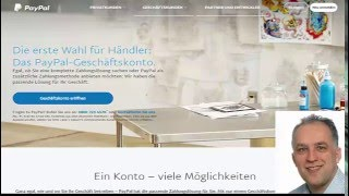 Mit Paypal Geld senden Tutorial Video 2016