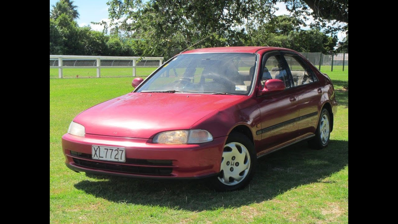 1992 Honda Civic Sedan