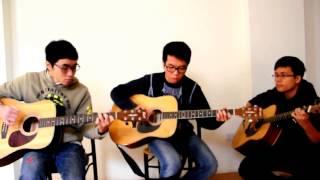 Feliz navidad ( guitar cover by MCCM )