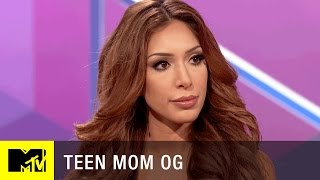 'Farrah's Troubled Past Brings Her to Tears' Official Sneak Peek | Teen Mom (Season 5) | MTV