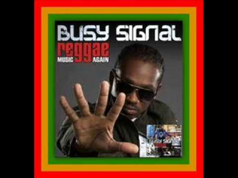 Busy Signal - Missing You.