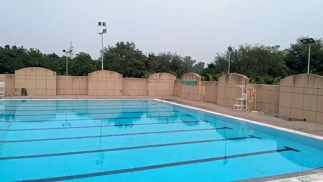 Swimming Pool Chilla Sport Complex Youtube