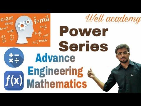 Series Solution | Power series | AEM | Maths 3 | GTU example (Eng-Hindi)