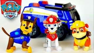 Щенячий Патруль спасает мышат - Мультики с игрушками для детей  PAW PATROL