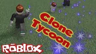 Roblox Adventures / Clone Tycoon / COSA SONO i MIEI CLONE FARE?!