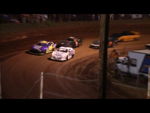Winder Barrow Speedway Advanced Four Cylinders 8/27/16