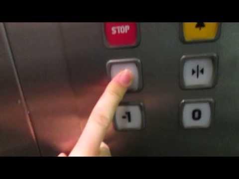Lift Ascensa lift SA @ Coop supermarket, Ascona Switzerland