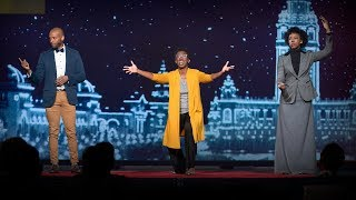 A musical that examines black identity in the 1901 World's Fair | Amma Y. Ghartey-Tagoe Kootin