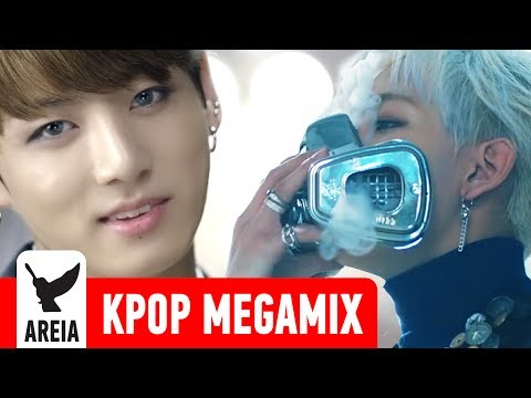 KPOP MEGAMIX #3 BTS x GOT7 x BIGBANG x WINNER x KARD x JAY PARK MASHUP