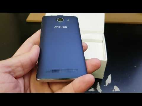 ARCHOS 45C HELIUM DUAL SIM Unboxing Video – in Stock at www.welectronics.com