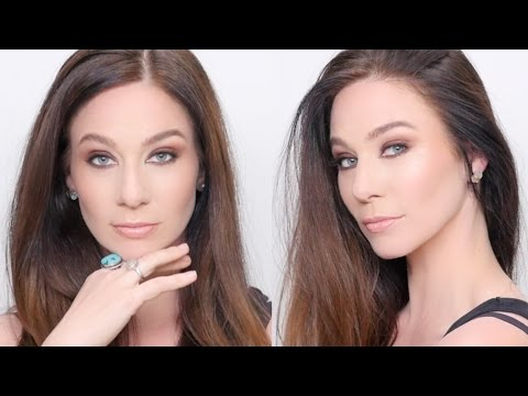 Day Time MakeUp Part 1 On Lynn Collins by Celebrity MakeUp Artis Ermahn Ospina