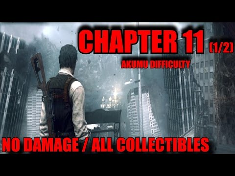 The Evil Within AKUMU Walkthrough Chapter 11: Reunion No Deaths/All Collectibles